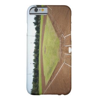 USA, California, Ladera Ranch, baseball diamond Barely There iPhone 6 Case