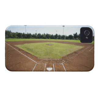 USA, California, Ladera Ranch, baseball diamond Case-Mate iPhone 4 Case