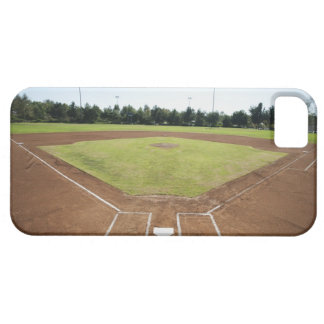 USA, California, Ladera Ranch, baseball diamond iPhone SE/5/5s Case