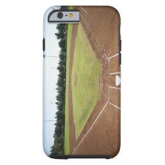 USA, California, Ladera Ranch, baseball diamond Tough iPhone 6 Case