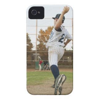 USA, California, Ladera Ranch, boy (10-11) 2 iPhone 4 Case