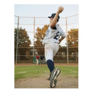 USA, California, Ladera Ranch, boy (10-11) 2 Postcard