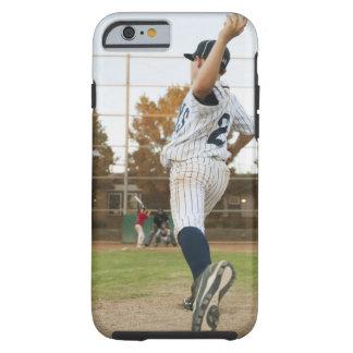 USA, California, Ladera Ranch, boy (10-11) 2 Tough iPhone 6 Case