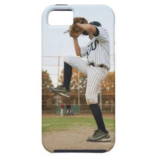 USA, California, Ladera Ranch, boy (10-11) iPhone SE/5/5s Case