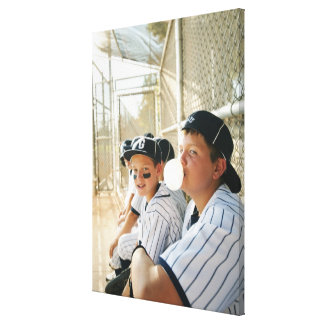 USA, California, Ladera Ranch, boys  (10-11)from Canvas Print