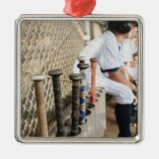 USA, California, Ladera Ranch, Boys (10-11) from Metal Ornament