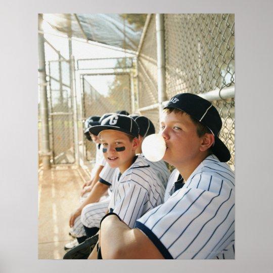 USA, California, Ladera Ranch, boys  (10-11)from Poster