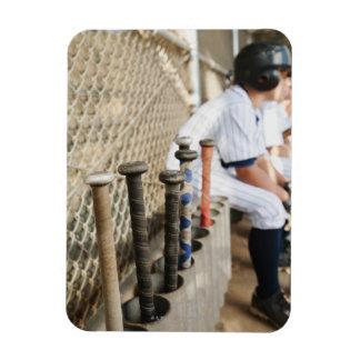 USA, California, Ladera Ranch, Boys (10-11) from Rectangular Photo Magnet