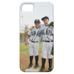 USA, California, Ladera Ranch, two boys (10-11) iPhone 5 Cases