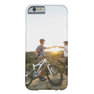 USA, California, Laguna Beach, Two bikers on Barely There iPhone 6 Case