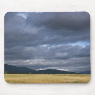 USA, California, Lassen County, Dramatic sky Mouse Pad