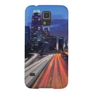 USA, California, Los Angeles, 110 Freeway Galaxy S5 Cases
