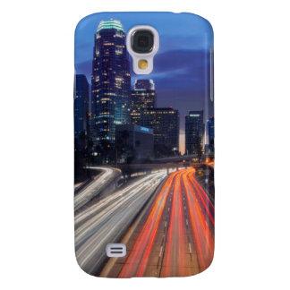 USA, California, Los Angeles, 110 Freeway Galaxy S4 Cover