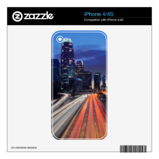 USA, California, Los Angeles, 110 Freeway iPhone 4S Decal