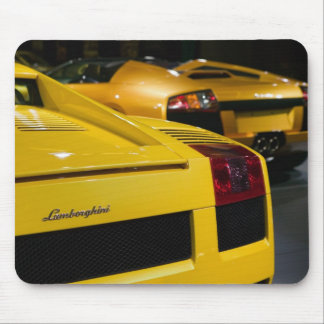 USA, California, Los Angeles: Los Angeles Auto 2 Mouse Pad