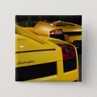 USA, California, Los Angeles: Los Angeles Auto 2 Pinback Button