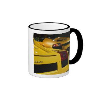 USA, California, Los Angeles: Los Angeles Auto 2 Ringer Mug
