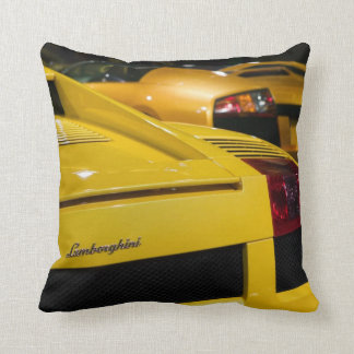 USA, California, Los Angeles: Los Angeles Auto 2 Throw Pillow