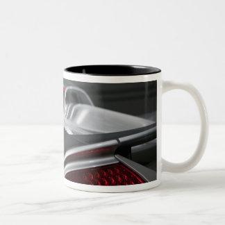 USA, California, Los Angeles: Los Angeles Auto 3 Two-Tone Coffee Mug