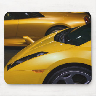 USA, California, Los Angeles: Los Angeles Auto Mouse Pad