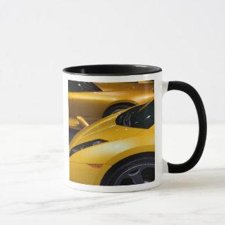 USA, California, Los Angeles: Los Angeles Auto Mug
