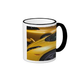 USA, California, Los Angeles: Los Angeles Auto Ringer Coffee Mug