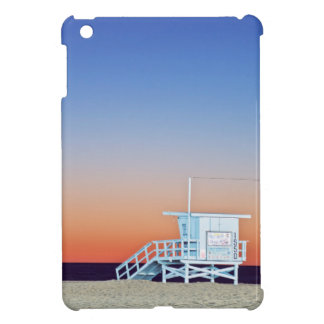 USA, California, Los Angeles, Santa Monica Beach iPad Mini Case