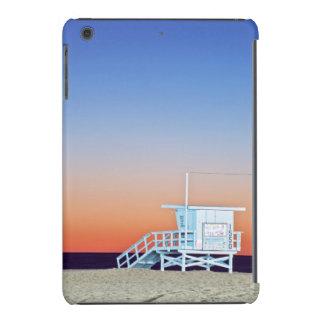 USA, California, Los Angeles, Santa Monica Beach iPad Mini Retina Case