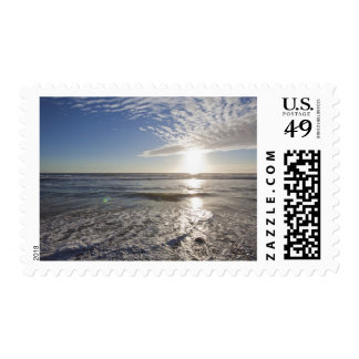 USA, California, Los Angeles, seascape Postage
