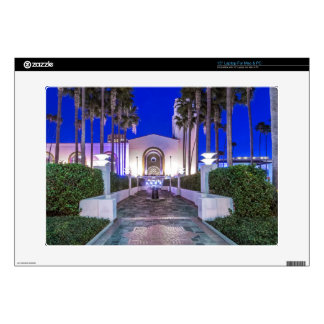 USA, California, Los Angeles, Union Station Decals For Laptops