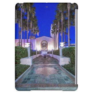 USA, California, Los Angeles, Union Station iPad Air Cover