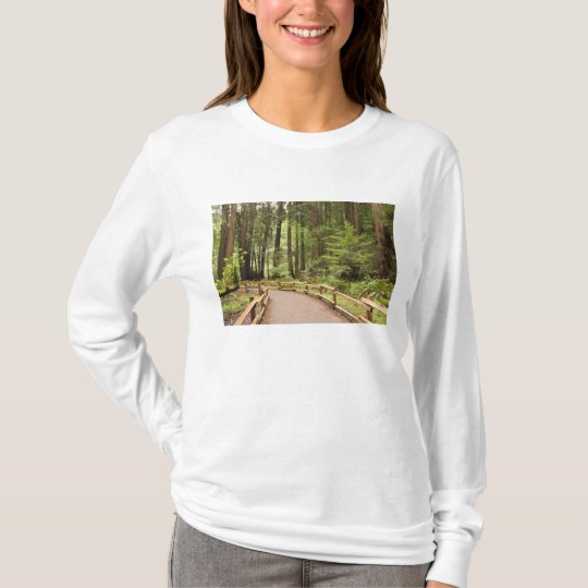 USA, California, Marin County, Muir Woods T-Shirt