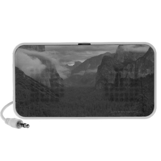 USA, California, Mariposa County, Yosemite Speaker