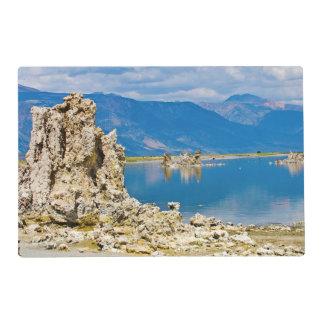 USA, California, Mono Lake South Tufa Reserve Placemat
