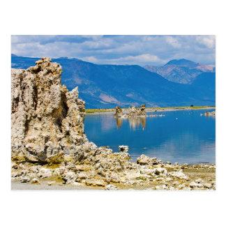 USA, California, Mono Lake South Tufa Reserve Postcard