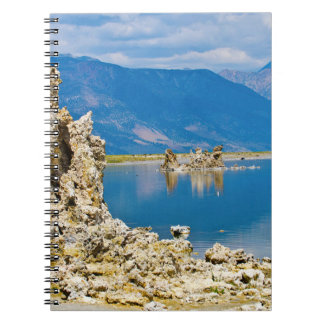 USA, California, Mono Lake South Tufa Reserve Spiral Notebook