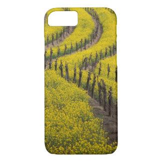 USA, California, Napa Valley, Los Carneros Ava. iPhone 8/7 Case