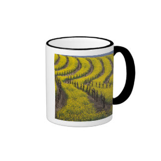 USA, California, Napa Valley, Los Carneros Ava. Coffee Mugs