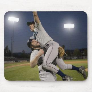 USA, California, San Bernardino, baseball 10 Mouse Pad