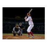 USA, California, San Bernardino, baseball 12 Postcard