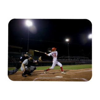 USA, California, San Bernardino, baseball 2 Rectangular Photo Magnet
