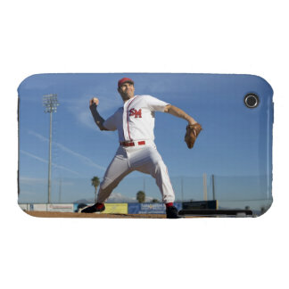 USA, California, San Bernardino, baseball 4 Case-Mate iPhone 3 Cases