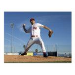 USA, California, San Bernardino, baseball 4 Postcard