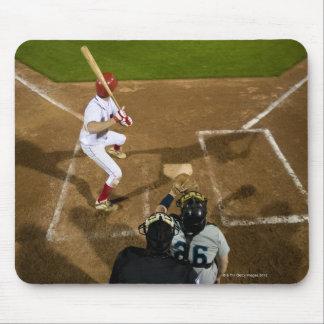 USA, California, San Bernardino, baseball 7 Mouse Pad