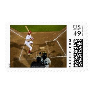 USA, California, San Bernardino, baseball 7 Stamp