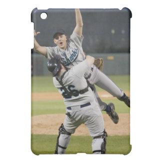 USA, California, San Bernardino, baseball 8 Cover For The iPad Mini