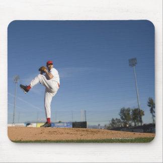 USA, California, San Bernardino, baseball 9 Mousepad