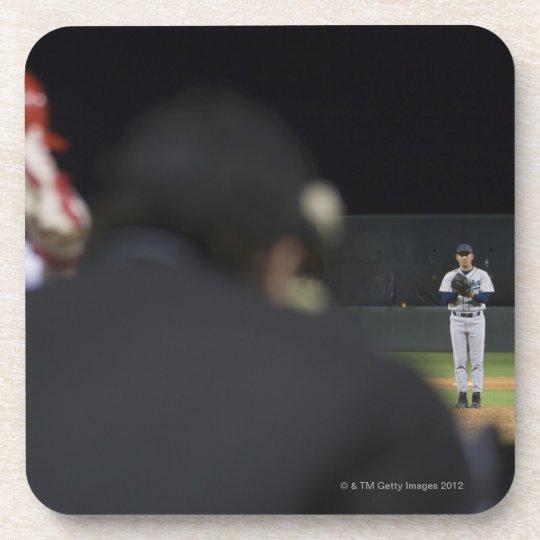 USA, California, San Bernardino, baseball game, Coaster