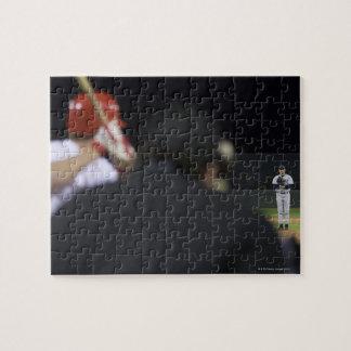 USA, California, San Bernardino, baseball game, Puzzles