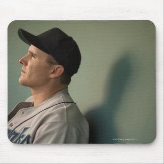 USA, California, San Bernardino, baseball player Mouse Pad